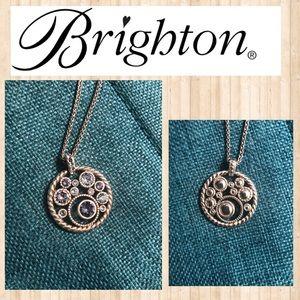 Brighton Halo Necklace